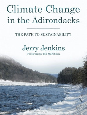 Climate Change in the Adirondacks book cover